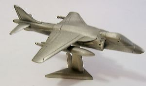 Royal Hampshire Pewter Edition - BAe Harrier - unboxed- SOLD